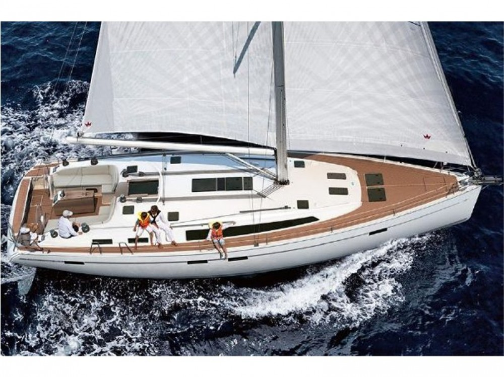 Ein Bavaria Bavaria Cruiser 51 mieten in Olbia