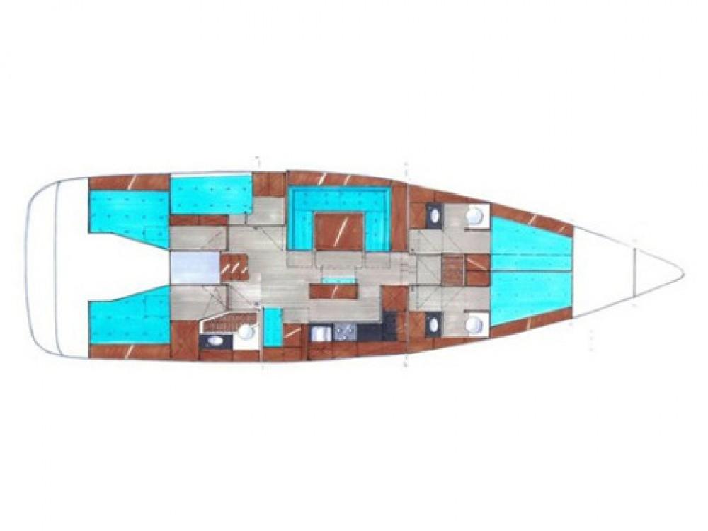 Bootsverleih Bavaria Bavaria Cruiser 50 Olbia Samboat