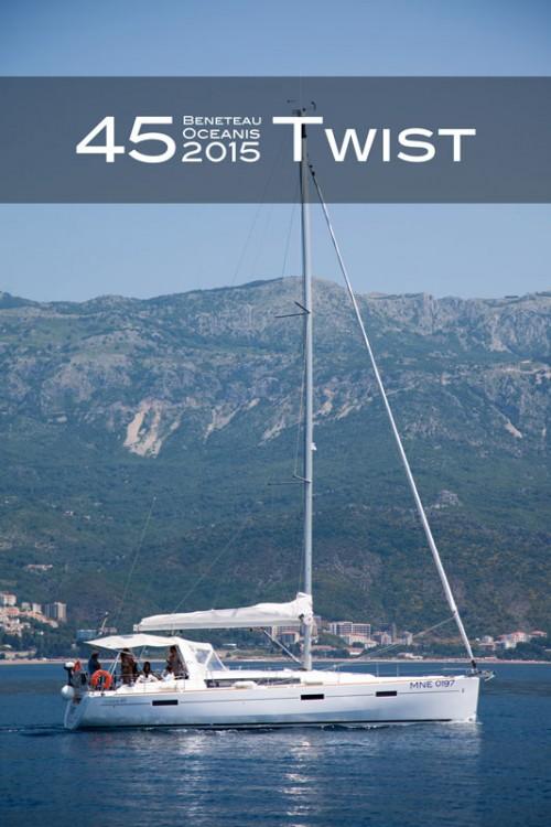 Yacht-Charter in  - Bénéteau Oceanis 45 (4 cabs) auf SamBoat