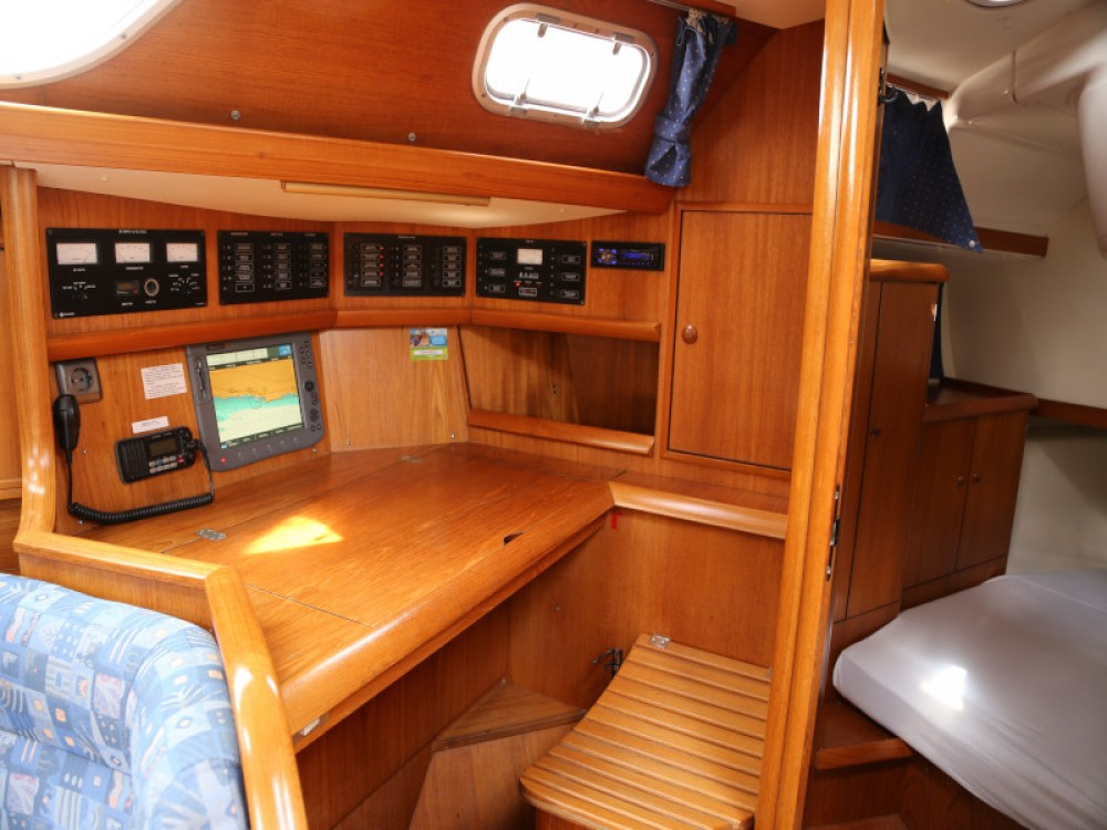 Segelboot mieten in Kaštel Gomilica - Jeanneau Sun Odyssey 45.2