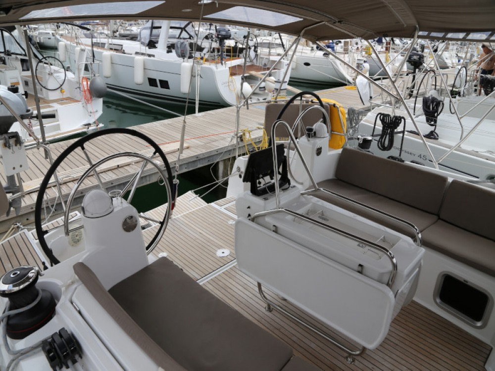 Bootsverleih Jeanneau Sun Odyssey 479 Kaštel Gomilica Samboat