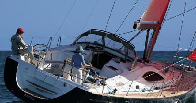 Bootsverleih Jeanneau Sun Odyssey 49 DS Kaštel Gomilica Samboat