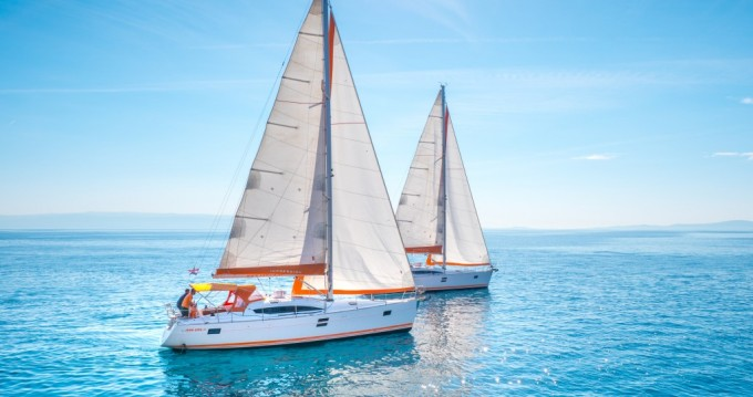 Segelboot mieten in Split - Elan Impression 45
