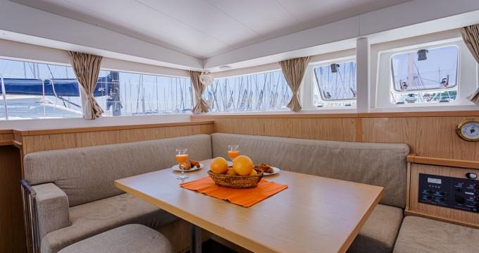 Yacht-Charter in Split - Lagoon Lagoon 400 S2 auf SamBoat