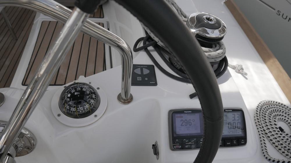 Segelboot mieten in  - Jeanneau Sun Odyssey 349