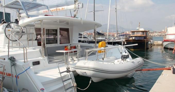 Yacht-Charter in Split - Lagoon Lagoon 400 auf SamBoat