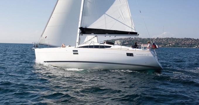 Segelboot mit oder ohne Skipper Elan mieten in Split