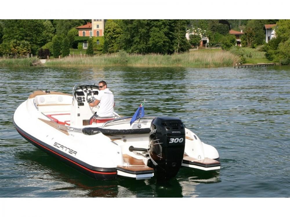 Bootsverleih  Scanner 710  Podstrana Samboat