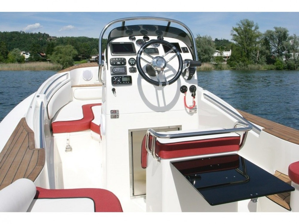 Motorboot mit oder ohne Skipper  mieten in Podstrana