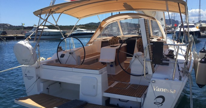 Bootsverleih Dufour Dufour 412 Grand Large Marina di Portisco Samboat