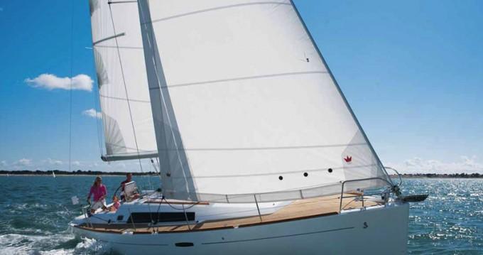 Yacht-Charter in Marina di Portisco - Bénéteau Oceanis 37 auf SamBoat