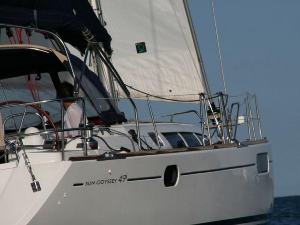 Yacht-Charter in Olbia - Jeanneau Sun Odyssey 49i auf SamBoat