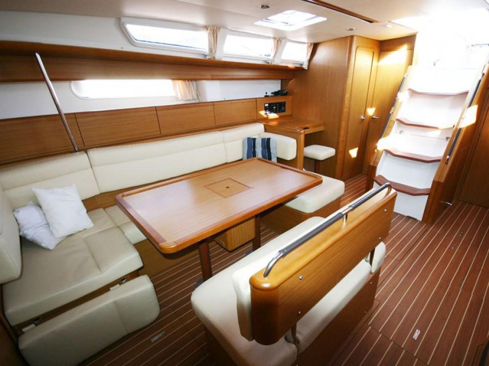 Bootsverleih Olbia günstig Sun Odyssey 49i
