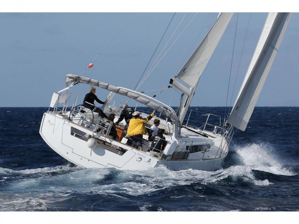 Yacht-Charter in Olbia - Bénéteau Oceanis 55 auf SamBoat