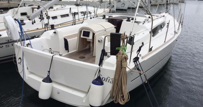 Yacht-Charter in Marina di Portisco - Dufour Dufour 350 GL auf SamBoat