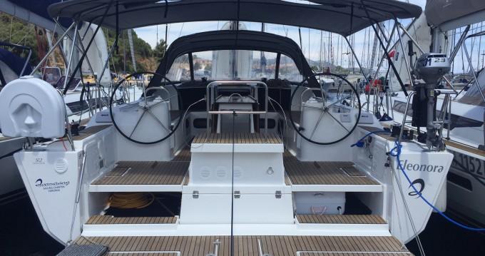 Segelboot mieten in Marina di Portisco - Dufour Dufour 512 Grand Large