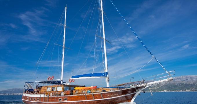 Segelboot mieten in Stobreč -  Gulet