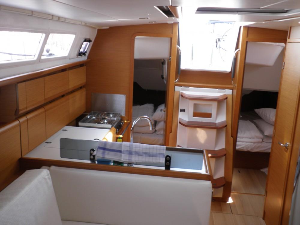Segelboot mieten in Sukošan - Jeanneau Sun odyssey 379 performance