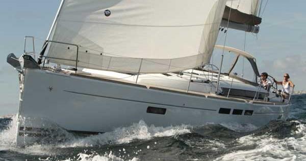 Bootsverleih Jeanneau Sun Odyssey 509 Sukošan Samboat