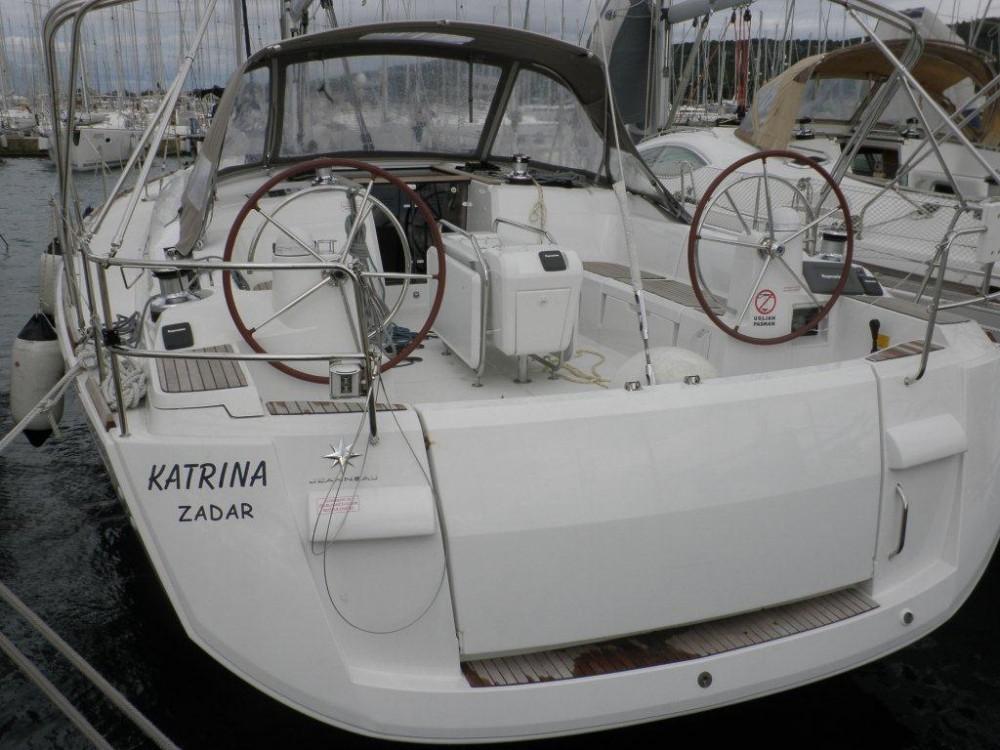 Segelboot mieten in Sukošan - Jeanneau Sun Odyssey 509