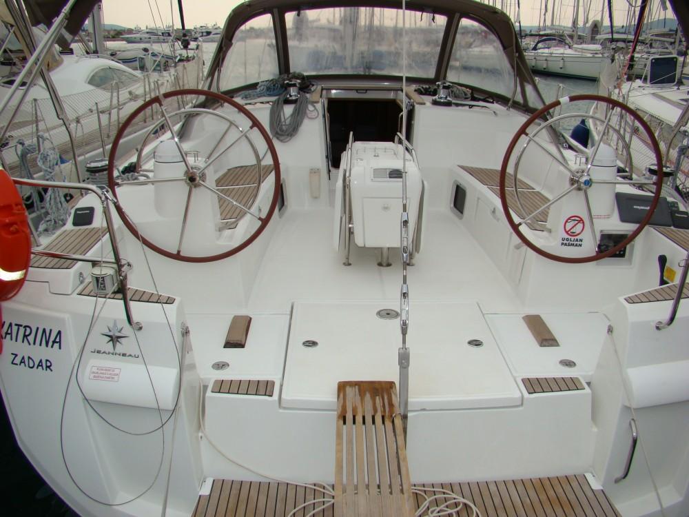 Yacht-Charter in Sukošan - Jeanneau Sun Odyssey 509 auf SamBoat