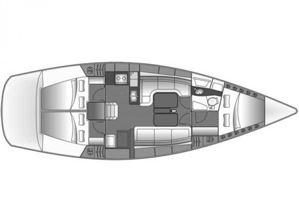 Ein Bavaria Bavaria 38 Cruiser mieten in Biograd na Moru