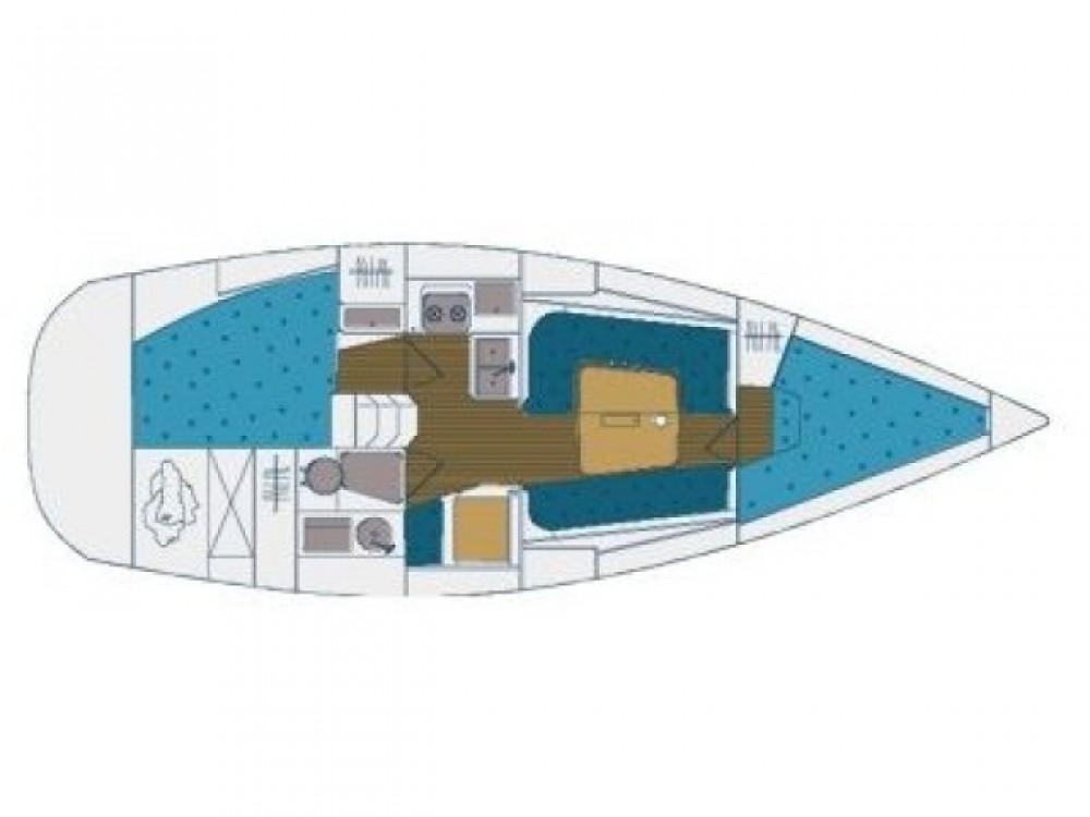 Yacht-Charter in Biograd na Moru - Elan Elan 333 auf SamBoat