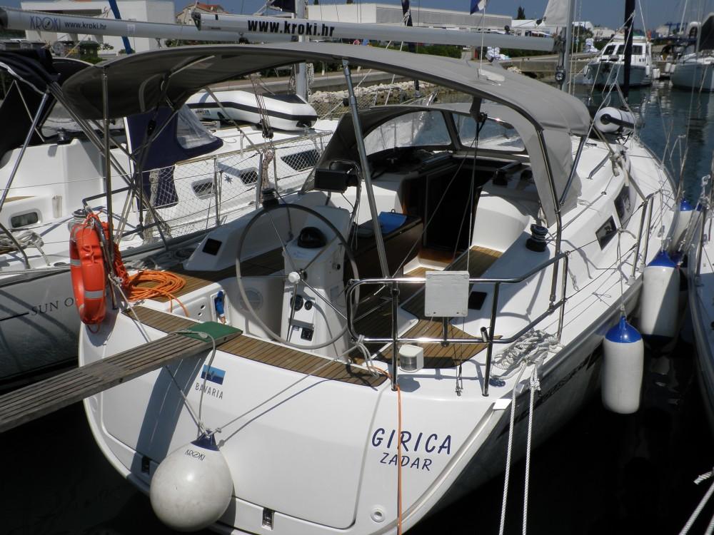 Segelboot mieten in Sukošan - Bavaria Bavaria Cruiser 33