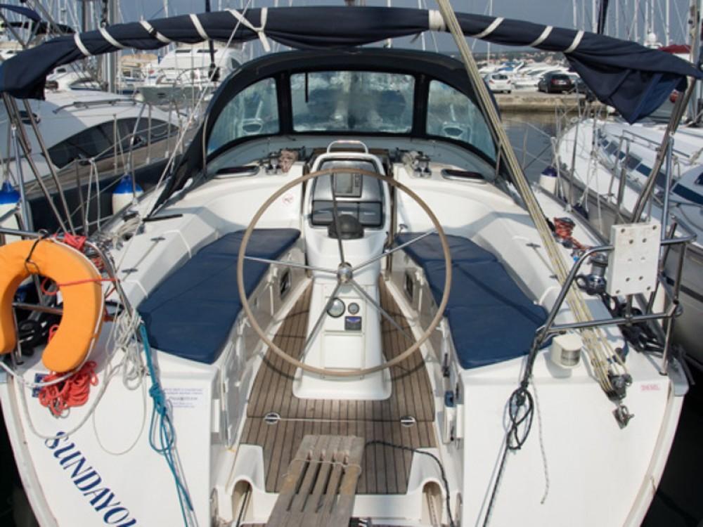 Segelboot mieten in Biograd na Moru - Bavaria Bavaria 38 Cruiser