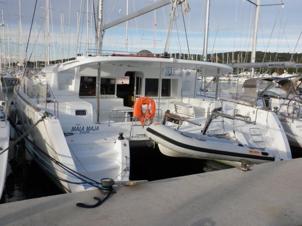 Katamaran mit oder ohne Skipper Lagoon mieten in Sukošan