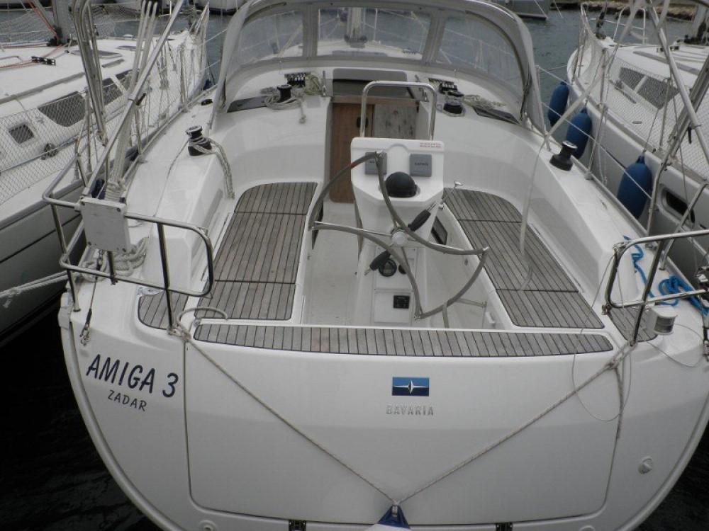 Bootsverleih Sukošan günstig Bavaria Cruiser 36
