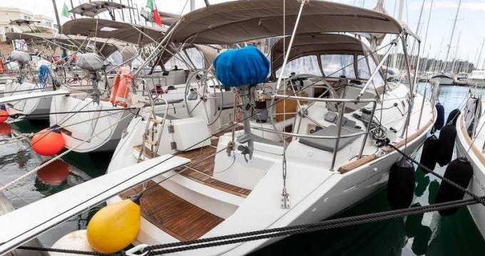 Segelboot mit oder ohne Skipper Jeanneau mieten in Salivoli