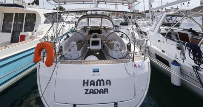 Bootsverleih Zadar günstig Cruiser 37
