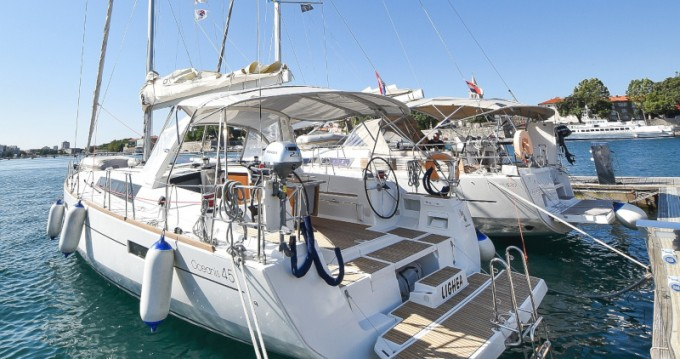 Bootsverleih Bénéteau Oceanis 45 Zadar Samboat