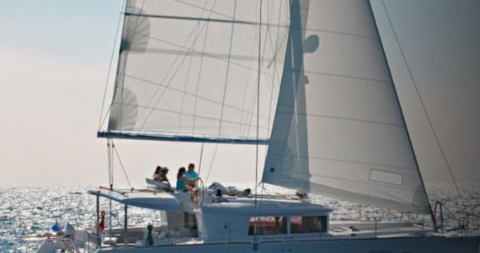 Katamaran mit oder ohne Skipper Lagoon mieten in Zadar