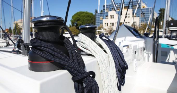 Lagoon Lagoon 450 F zwischen Privatpersonen und professionellem Anbieter Zadar