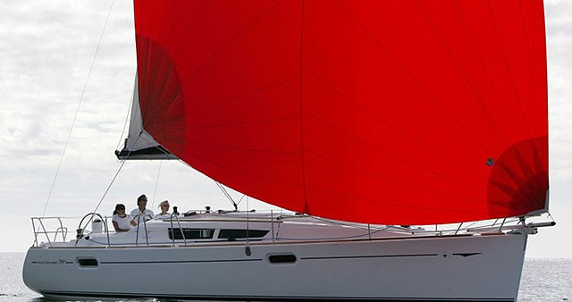 Bootsverleih Zadar günstig Sun Odyssey 39i