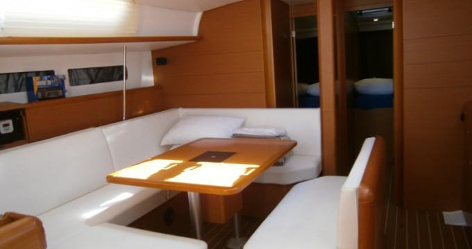 Jeanneau Sun Odyssey 469 zwischen Privatpersonen und professionellem Anbieter Athen