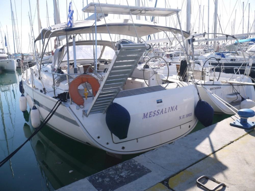 Bavaria Bavaria 45 Cruiser zwischen Privatpersonen und professionellem Anbieter Marina Alimos