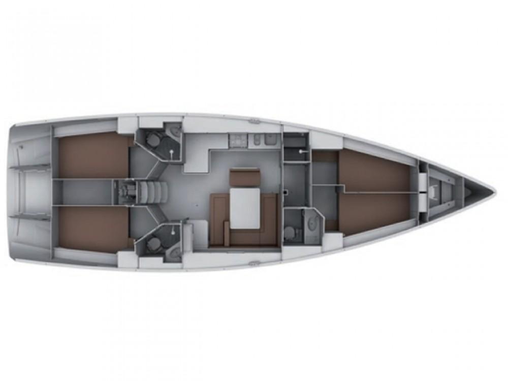 Yacht-Charter in Marina Alimos - Bavaria Bavaria 45 Cruiser auf SamBoat
