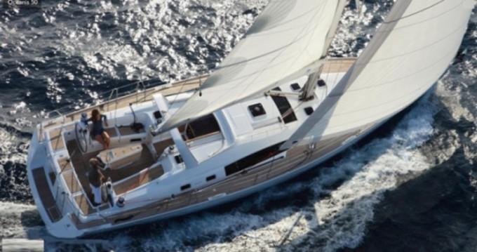 Segelboot mieten in Salamína - Bénéteau Oceanis 41