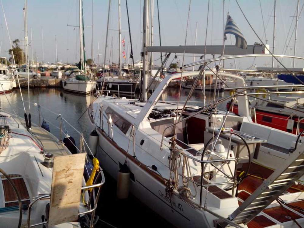 Yacht-Charter in  - Bénéteau Oceanis 41 auf SamBoat