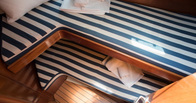 Segelboot mieten in Lefkas Marina - Bénéteau Oceanis 411