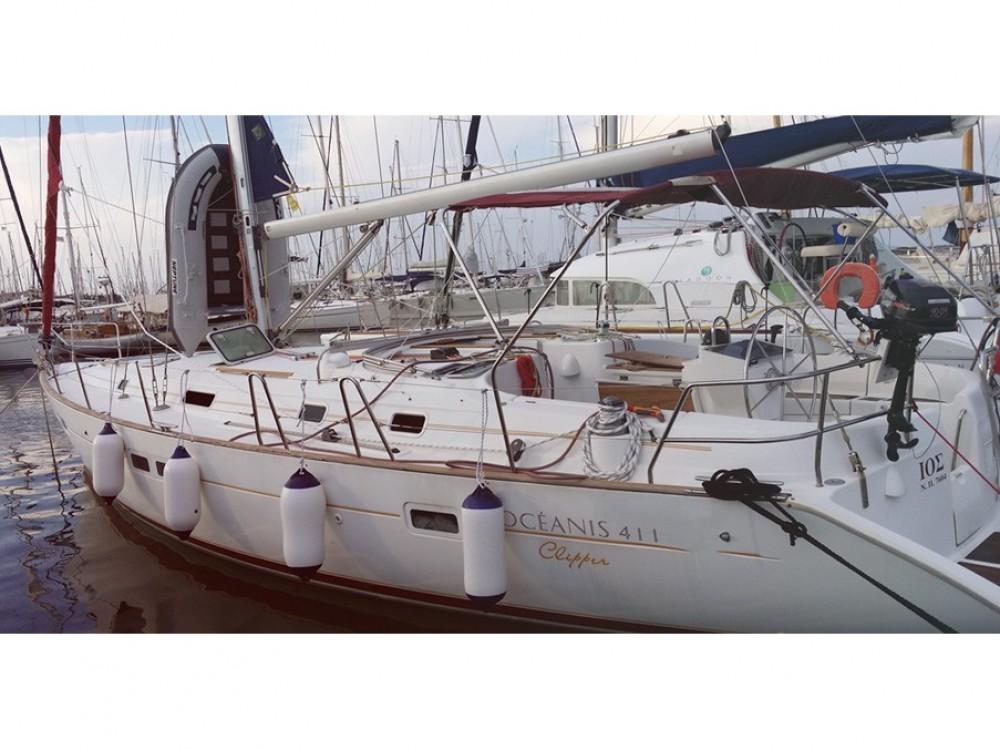 Segelboot mieten in Lefkada - Bénéteau Oceanis 411