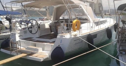 Bootsverleih Port of Lefkada günstig Oceanis 48