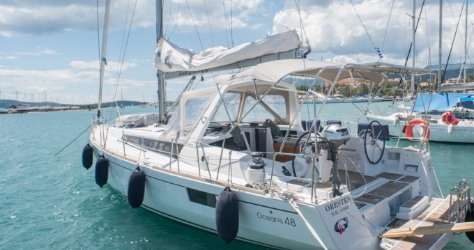 Yacht-Charter in Port of Lefkada - Bénéteau Oceanis 48 auf SamBoat