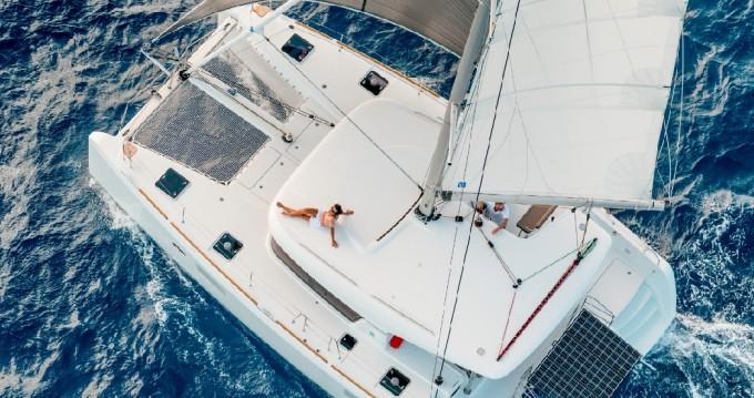Yacht-Charter in Port of Lefkada - Lagoon Lagoon 39 auf SamBoat