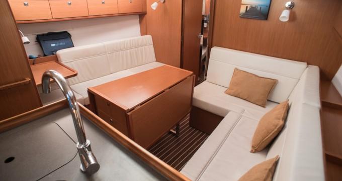 Bavaria Cruiser 37 zwischen Privatpersonen und professionellem Anbieter Port of Lefkada