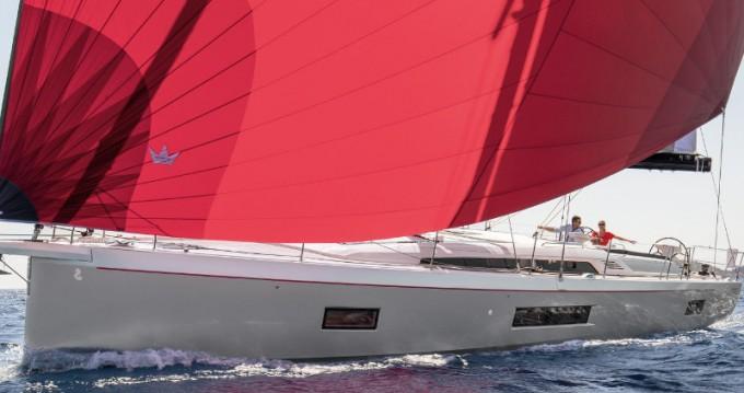 Bénéteau Oceanis 51.1 zwischen Privatpersonen und professionellem Anbieter Lefkas Marina