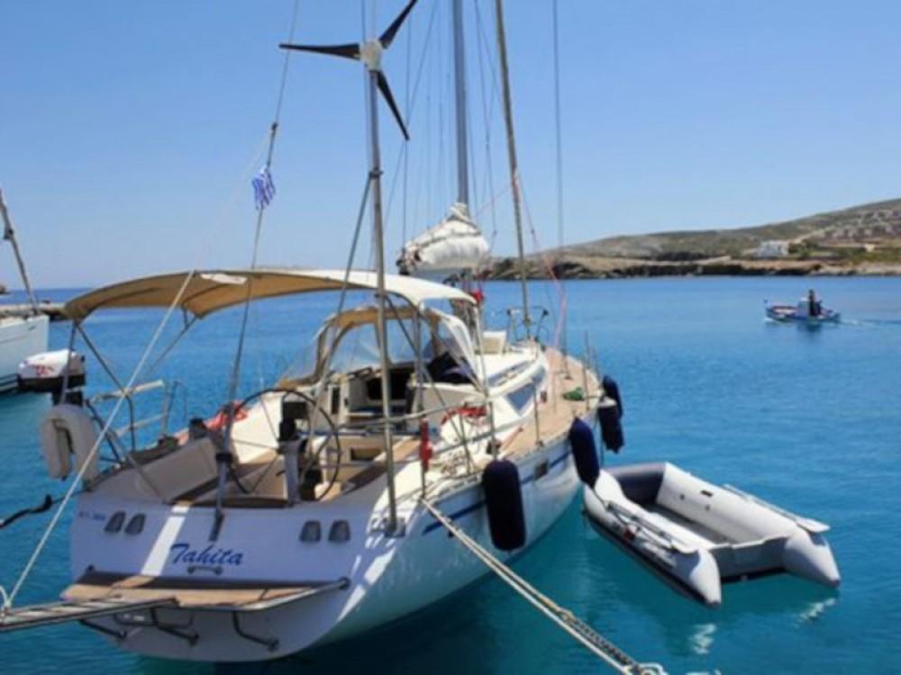 Bootsverleih Jeanneau Sun Kiss 45 Greece Samboat